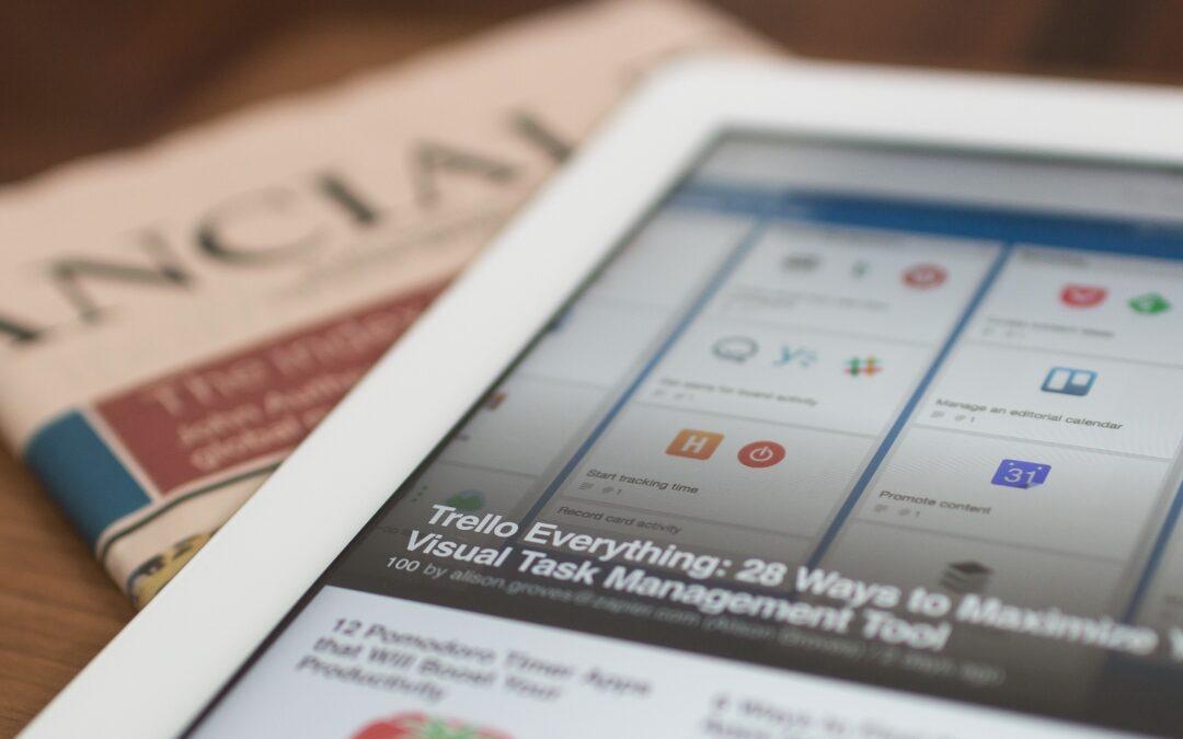 Pas på dit forbrug af nyheder –  et overforbrug om corona farlig for dig. Hvorfor og hvad kan du gøre ved det?